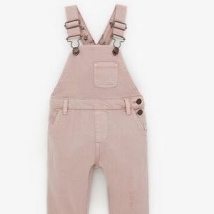 Zara baby girl overall